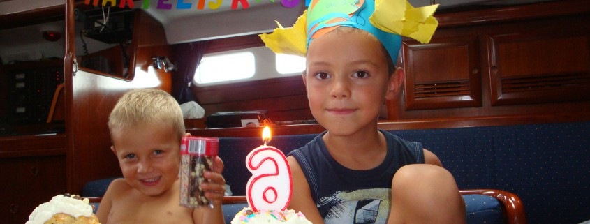 Nick 6 jaar