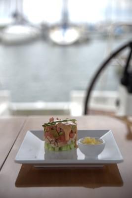 Diner aan boord